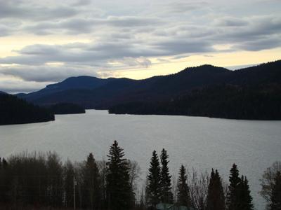 Lac De Roche