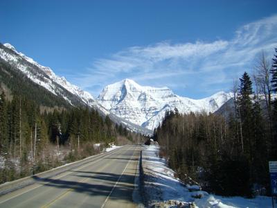 Mount Robson British Columbia Canada