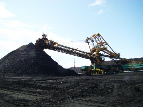 Roberts Bank Coal Crane
