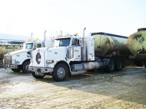 wabasca alberta truck and tanker